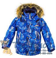 Зимняя куртка на мальчика Lenne Alex 18340