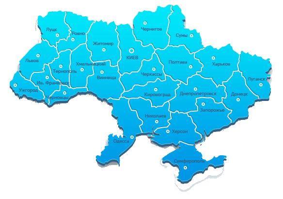 харьков на карте украины картинки